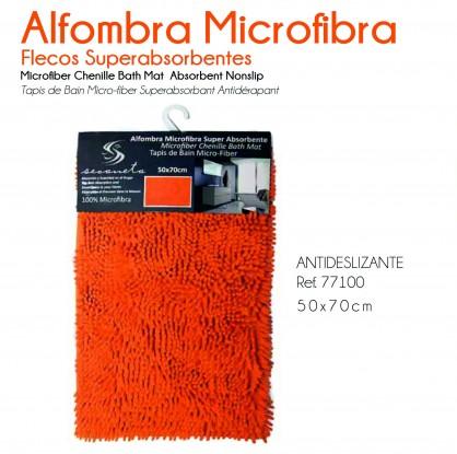 Alfombra microfibra, marca Secaneta