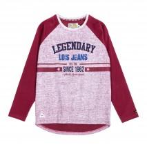 Camiseta Legendary, marca Lois AW
