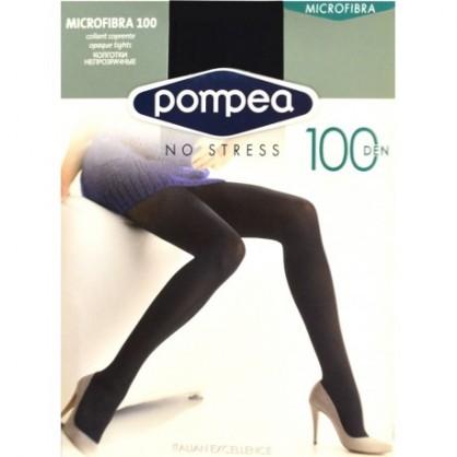 Panty Microfibra 100, marca Pompea