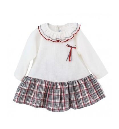 Vestido bebe, marca CALAMARO
