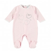 Pelele bebé de algodón , marca Yatsi