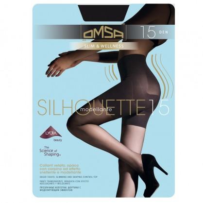 Panty modelo Silhouette 15, marca Omsa
