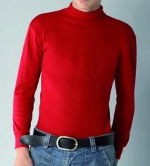 1152 Camiseta cuello cisne, marca Assman